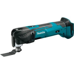 Side by side comparison for Makita Cordless Multi-Tool