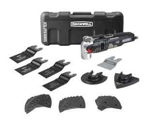 Ridgid multi tool starter kit review