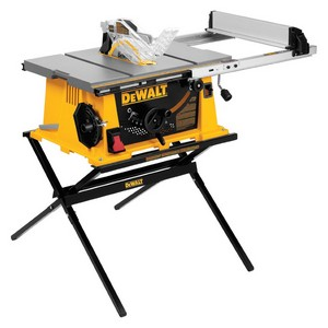 side by side comparison for bosch 4100 table saw vs dewalt