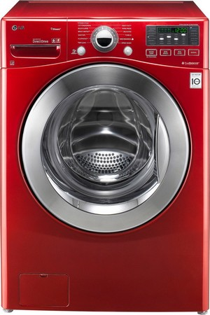 LG WM3070HRA Front Load Washer