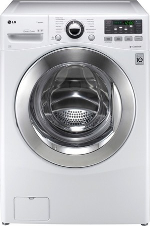 LG WM3070HWA Front Load Washer